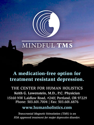Mindful TMS