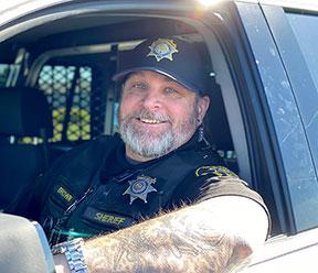 Deputy Brown