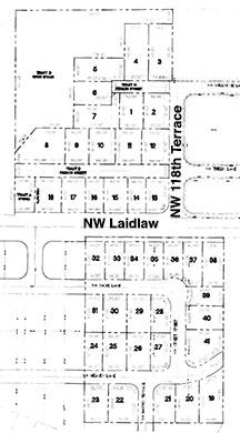 Laidlaw subdivision map