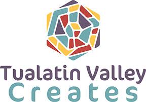Tualatin Valley Creates logo