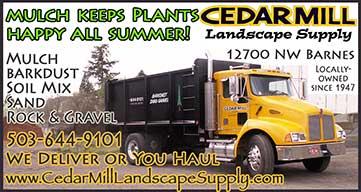 Cedar Mill Landscape Supply