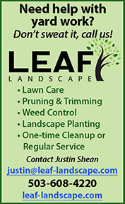 Leaf Landscape Service