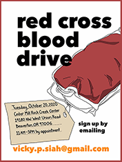 Westview Blood Drive