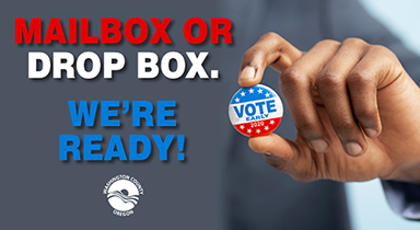 We're Ready! Vote!