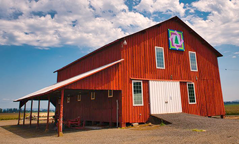 heritage quilt barn