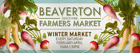 beaverton farmers market sign
