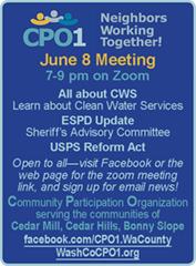 CPO 1 June Meeting