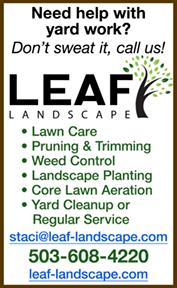 Leaf Landscape