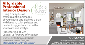 Coast and Country Design
