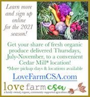 Love Farm CSA