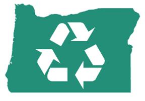 oregon recycle logo