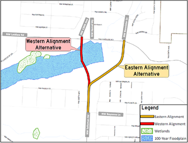 saltzman proposed alignments map
