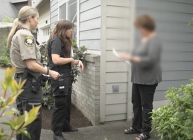 WCSO officers respond to a mental health call