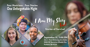 i am my story poster