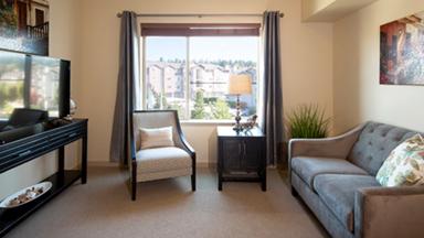 ackerly apartment interior