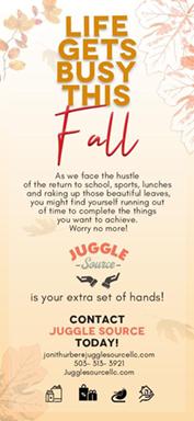Juggle Source ad