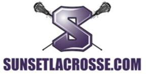 sunset lacrosse logo